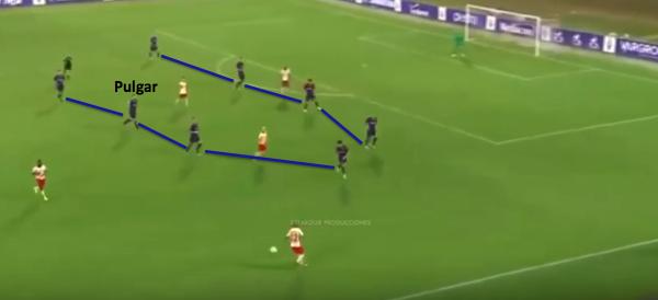 Erick Pulgar 2019/20 - scout report - tactical analysis tactics