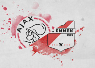 Eredivisie 2019/20: Ajax vs FC Emmen - Tactical Analysis tactics