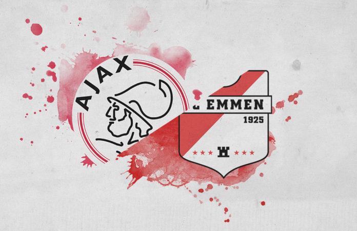 Eredivisie 2019/20: Ajax vs FC Emmen - Tactical Analysis tactics