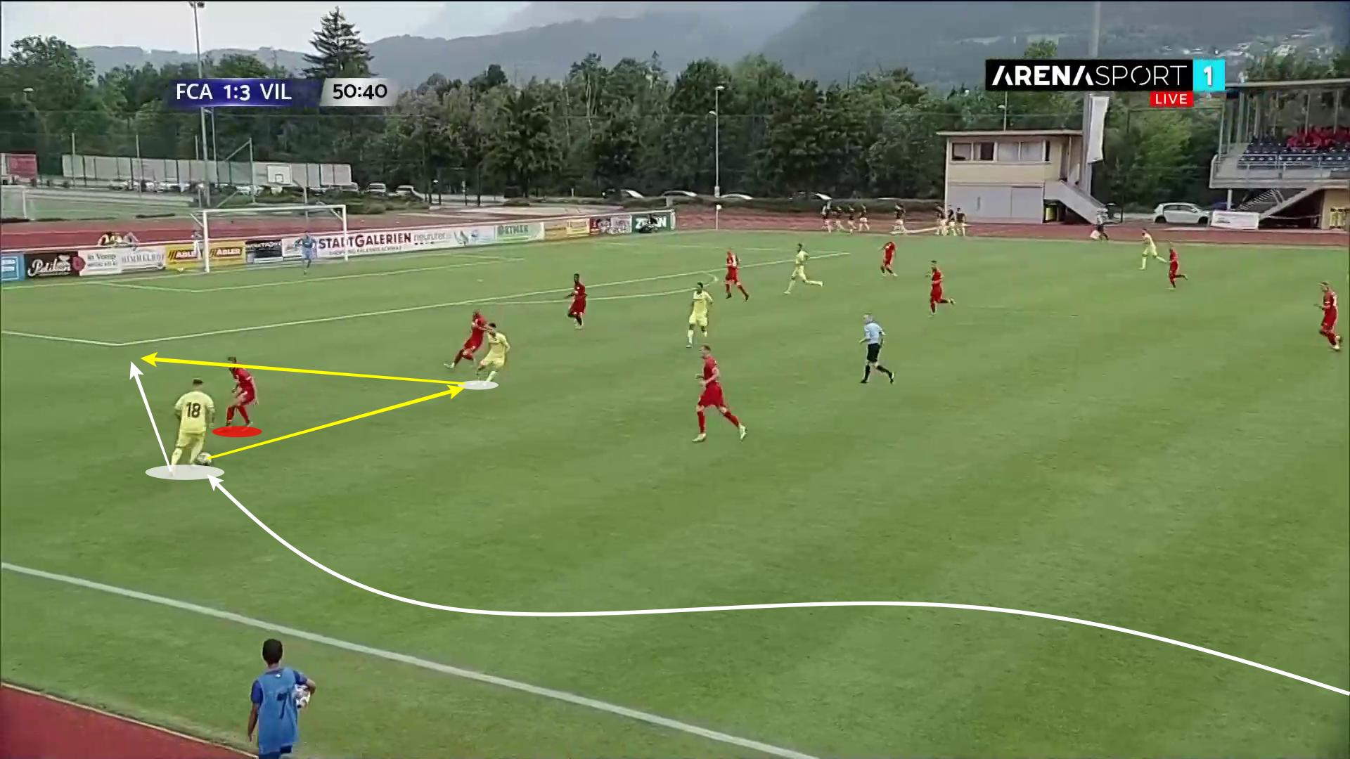 Alberto Moreno 2019/20 - scout report tactical analysis tactics