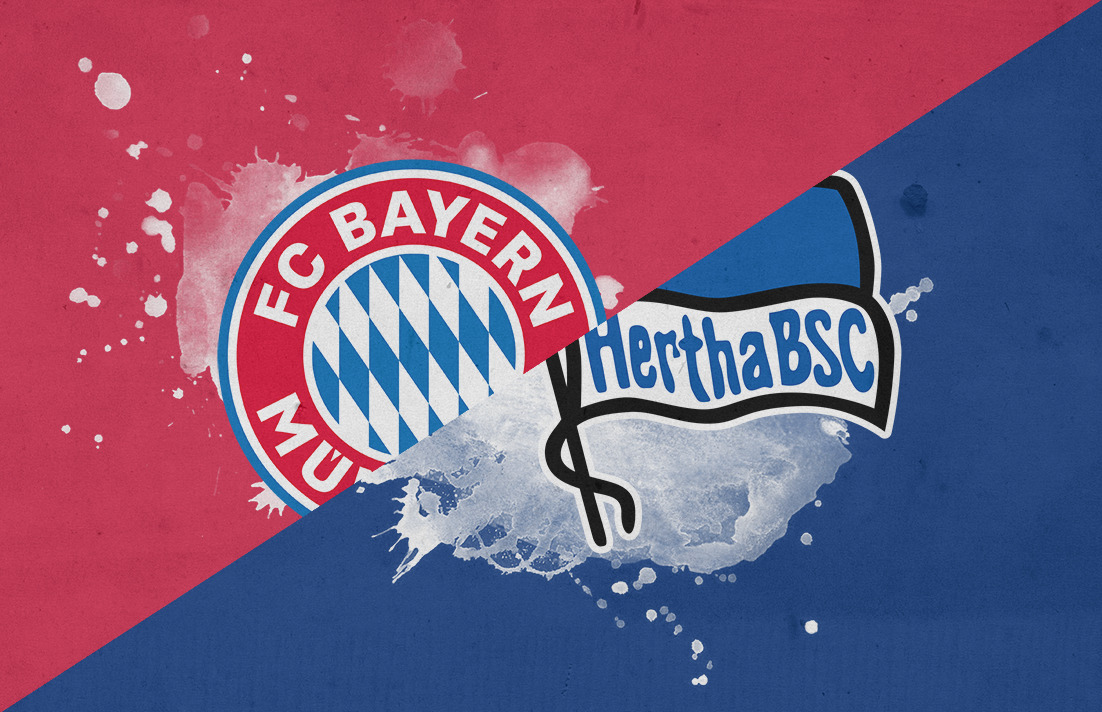 Bundesliga 2019/20: Bayern Munich vs Hertha Berlin - tactical analysis tactics
