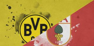 Bundesliga 2019/20: Borussia Dortmund vs Augsburg - tactical analysis tactics