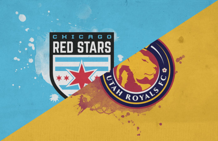NWSL 2019: Chicago Red Stars vs Utah Royals - tactical analysis tactics