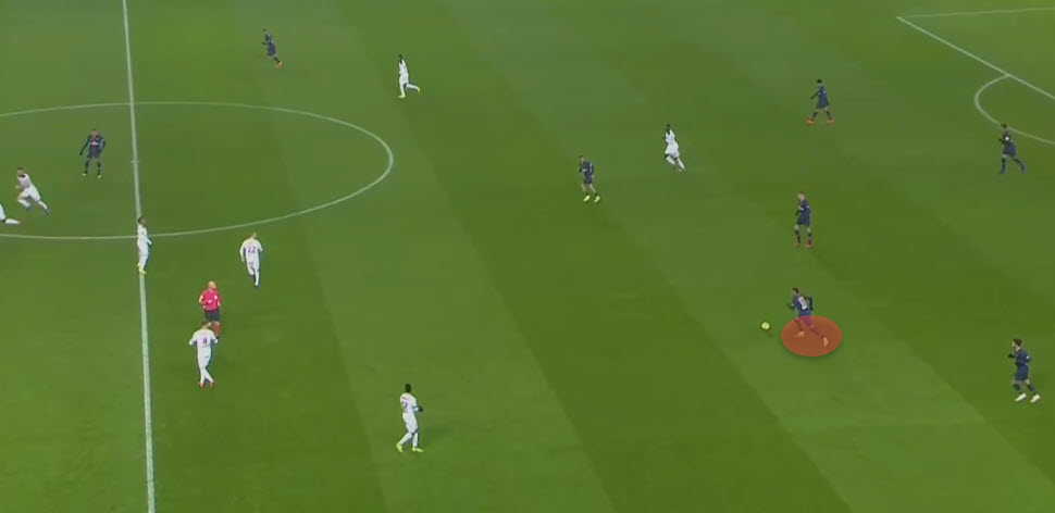 Neymar 2019/20 - scout report - tactical analysis tactics