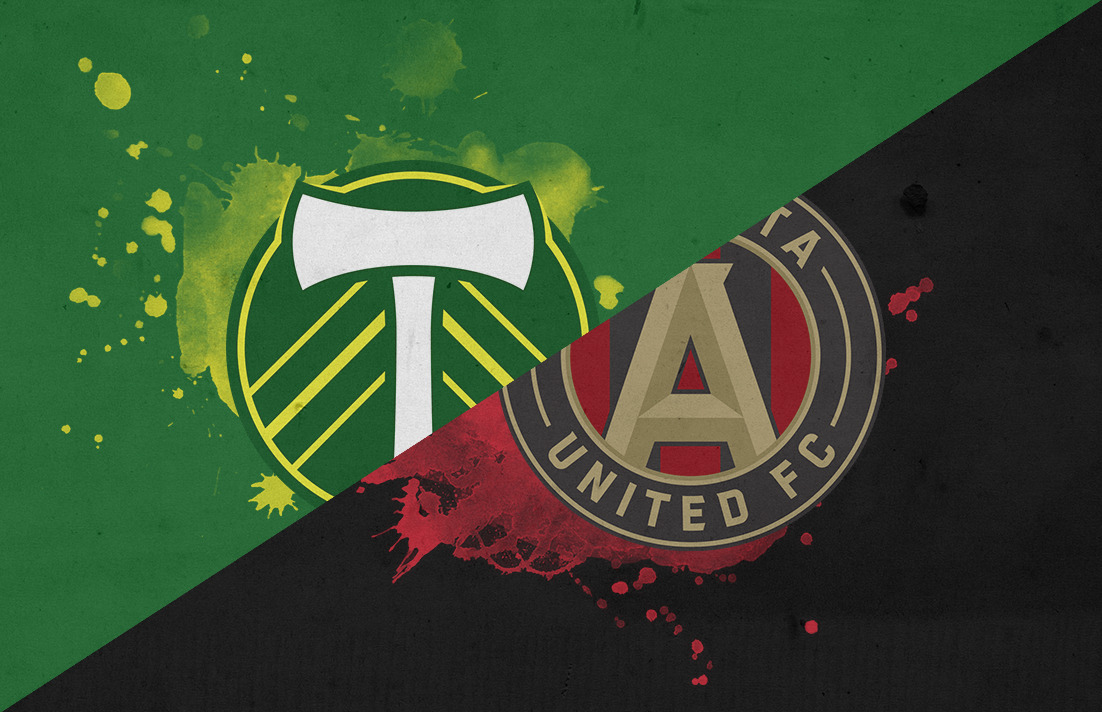 MLS 2019: Portland Timbers vs Atlanta United - tactical analysis tactics