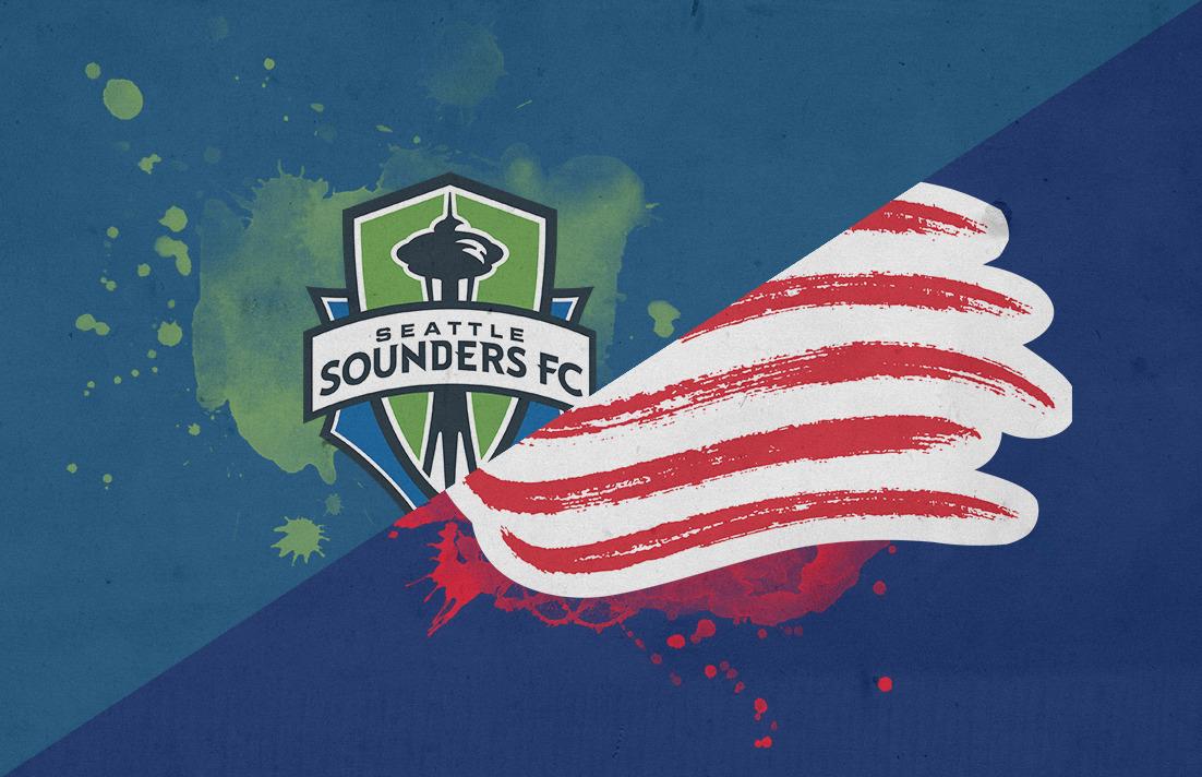 MLS 2019: Seattle Sounders vs New England Revolution - tactical analysis tactics
