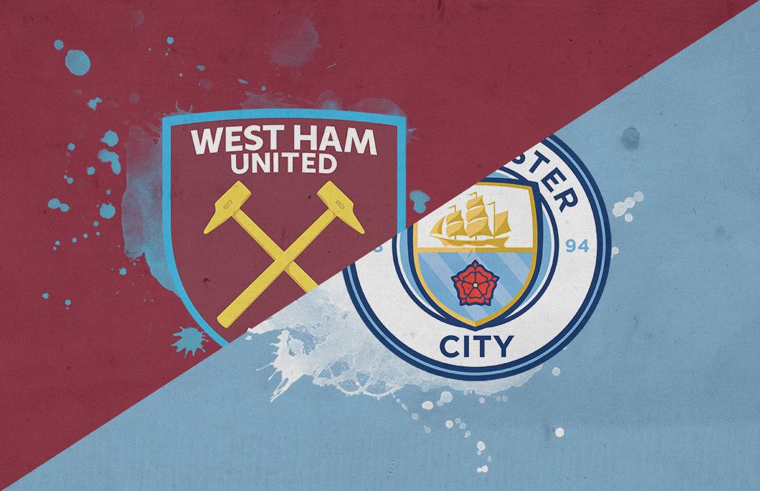 Premier League 2019/20: West Ham vs Manchester City ...