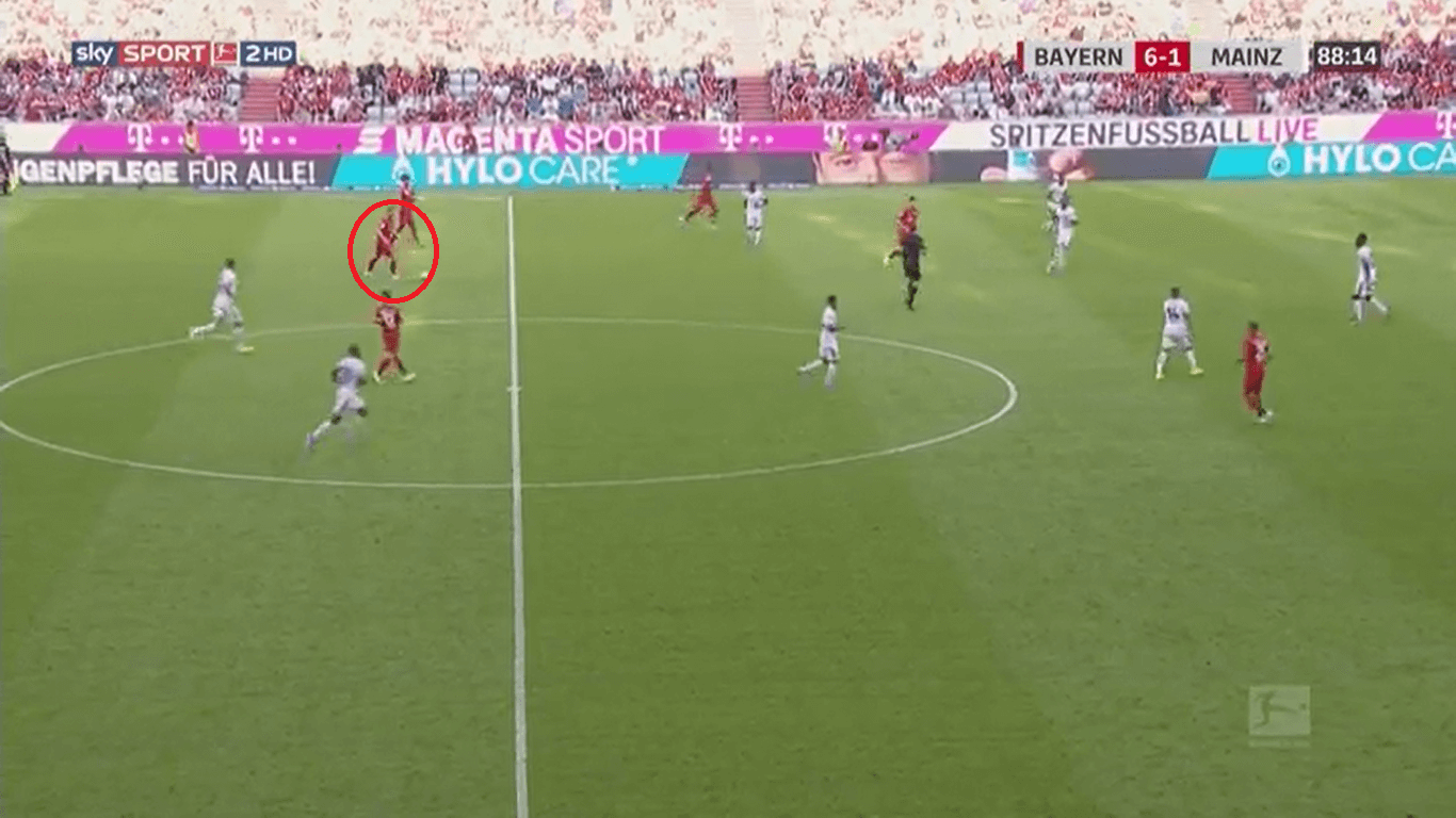 Mickael Cuisance 2019/20 – scout report tactical analysis tactics