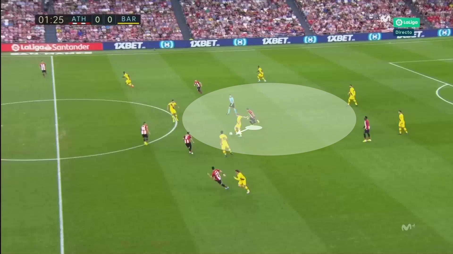 Raul Garcia 2019/20 - scout report - tactical analysis tactics