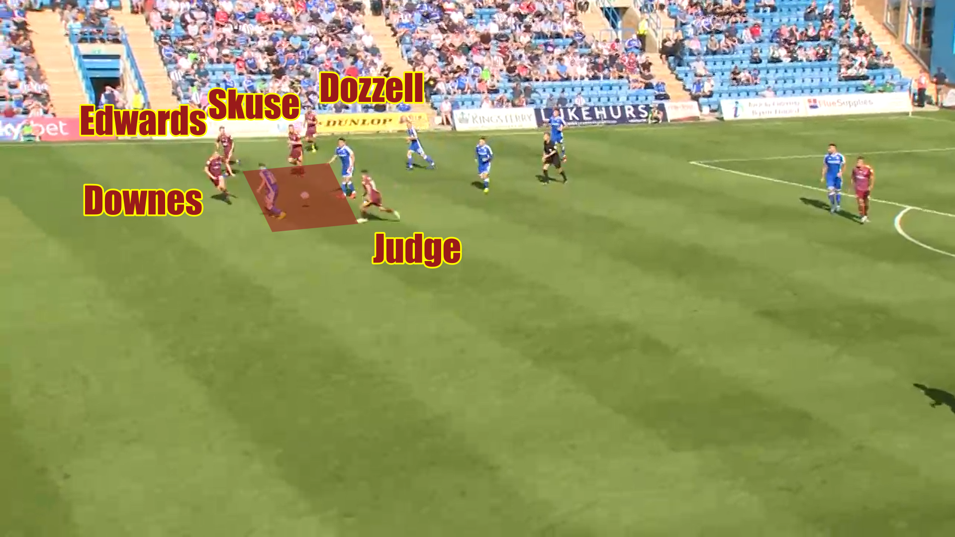 EFL League One 2019/20: Gillingham vs Ipswich Town - tactical analysis tactics