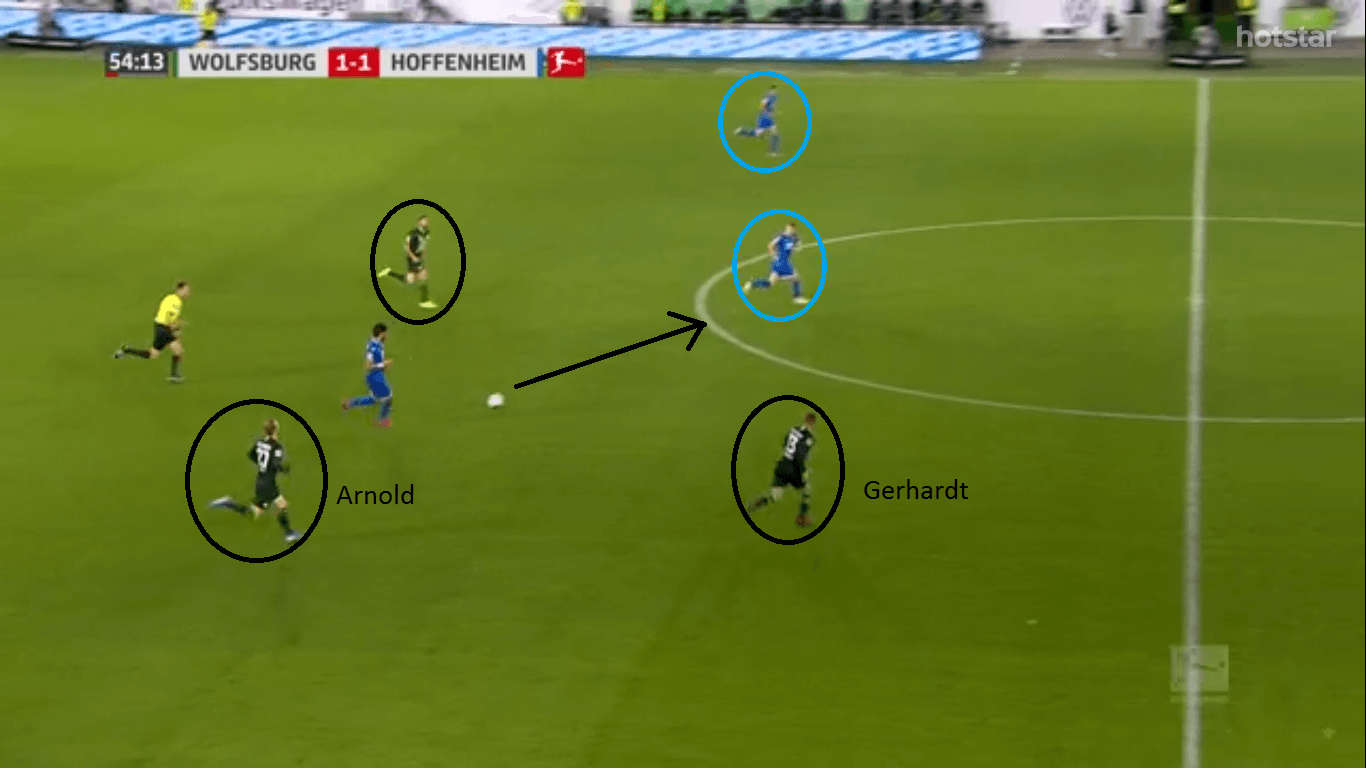 Bundesliga 2019/20: Wolfsburg vs Hoffenheim- tactical analysis tactics