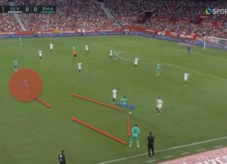 La Liga 2019/20: Sevilla vs Real Madrid - tactical analysis tactics