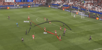 UEFA Champions League 2019/20: Benfica vs RB Leipzig - tactical analysis tactics
