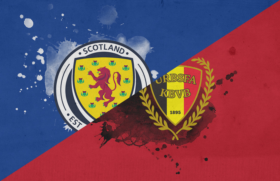 Euro 2020 Qualifiers: Scotland vs Belgium - Tactical Analysis Tactics