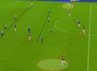 Premier League 2019/20: Newcastle vs Man United - tactical analysis tactics
