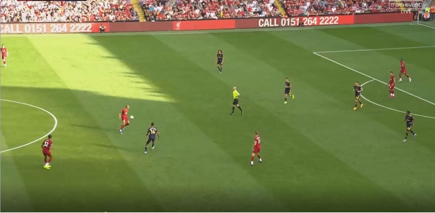Premier League 19/20: Manchester United vs Liverpool - tactical analysis tactics