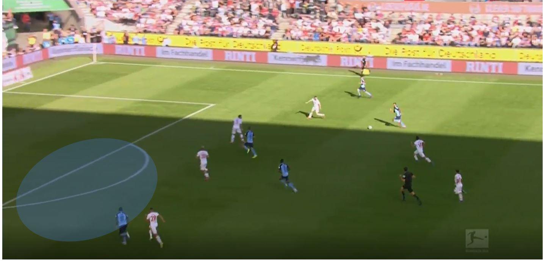 Recruitment analysis 2019/20: Borussia Mönchengladbach tactical analysis tactics
