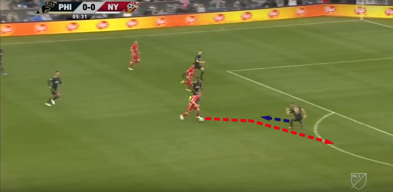 MLS 2019: Philadelphia vs New York Red Bulls – tactical analysis tactics