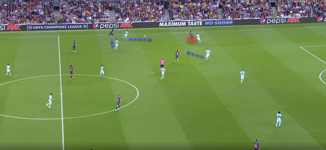 Antoine Griezmann 2019/20: His issues at Barcelona - scout report - tactical analysis tactics
