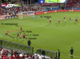 MLS 2019: Seattle Sounders vs FC Dallas - tactical analysis tactics