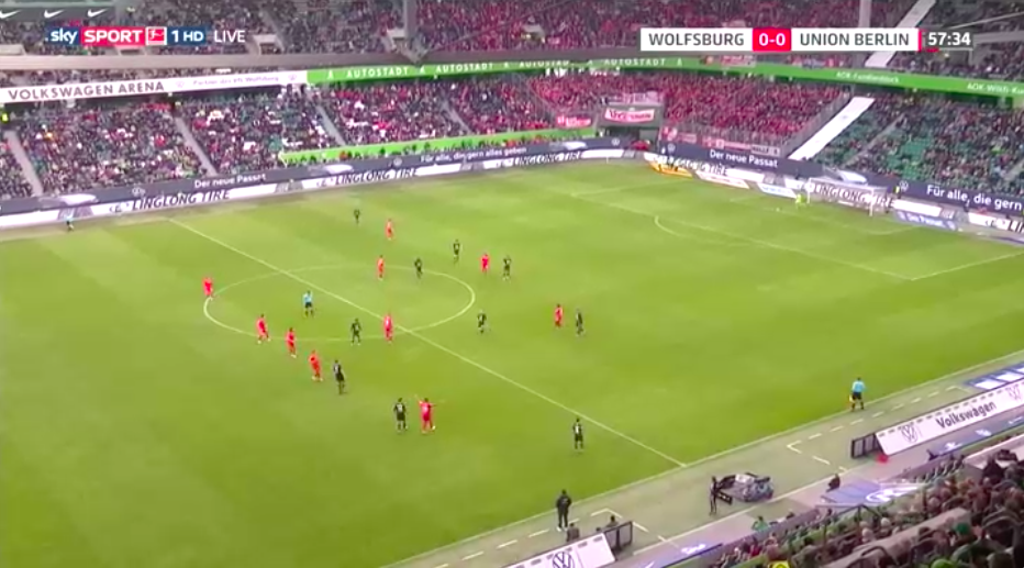 Bundesliga 2019/20: Wolfsburg vs Union Berlin - tactical analysis tactics