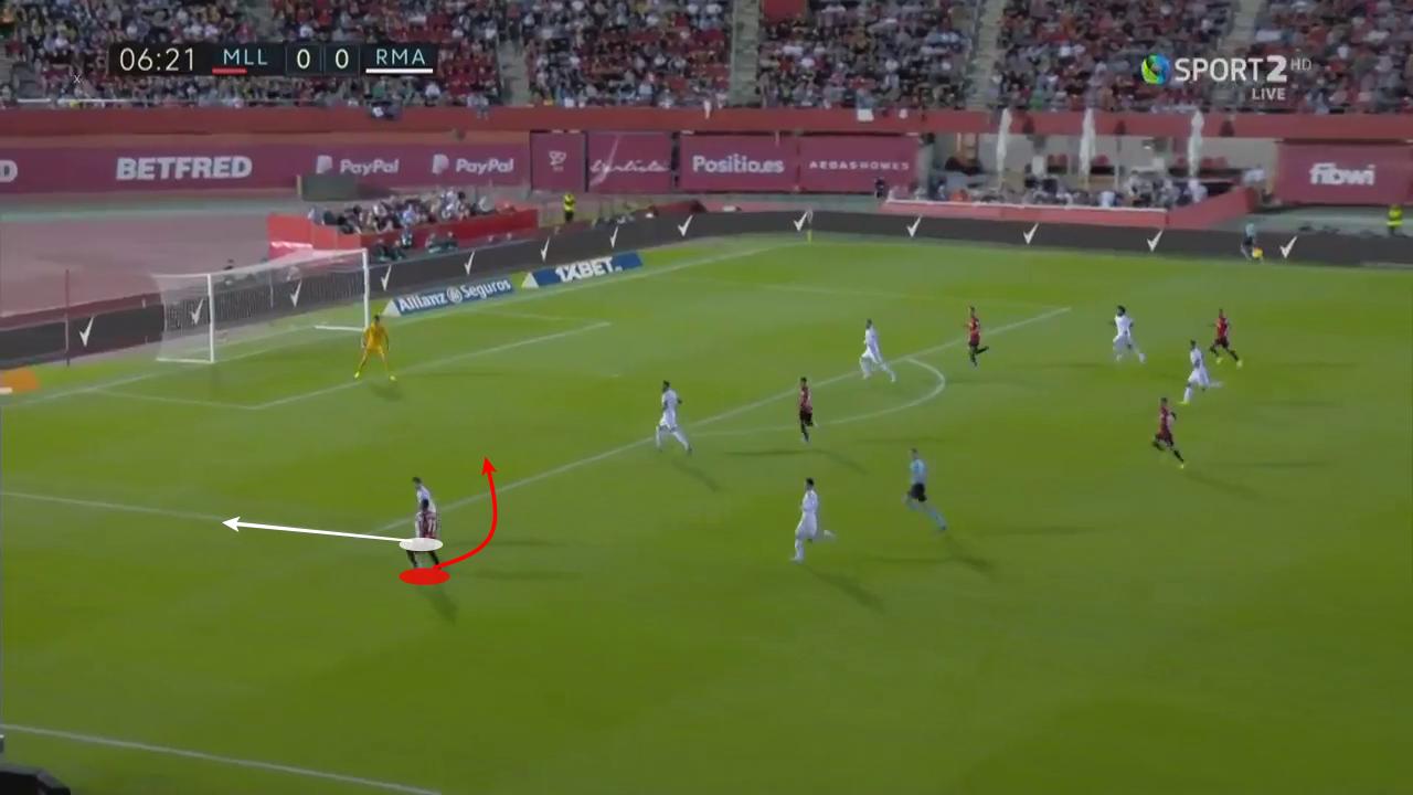 La Liga 2019/20: RCD Mallorca vs Real Madrid - tactical analysis tactics