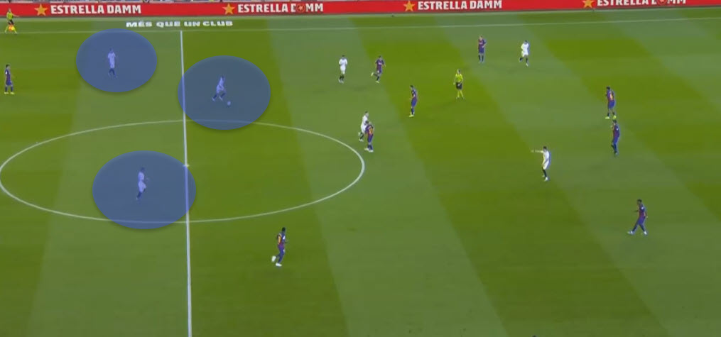 La Liga 2019/20: Barcelona vs Sevilla - tactical analysis tactics