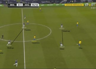 International Friendly 2019 - Brazil vs Argentina tactics