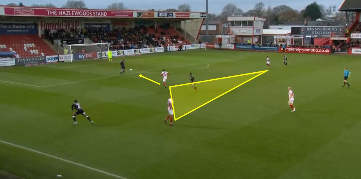 EFL League Two 2019/20: Cheltenham Town vs Colchester United – tactical analysis tactics