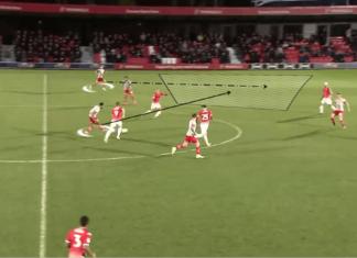 EFL League Two 2019/20: Salford City vs Swindon Town - Tactical Analysis tactics