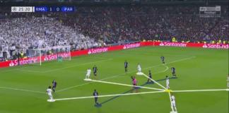 UEFA Champions League 2019/20: Real Madrid vs PSG - tactical analysis tactics