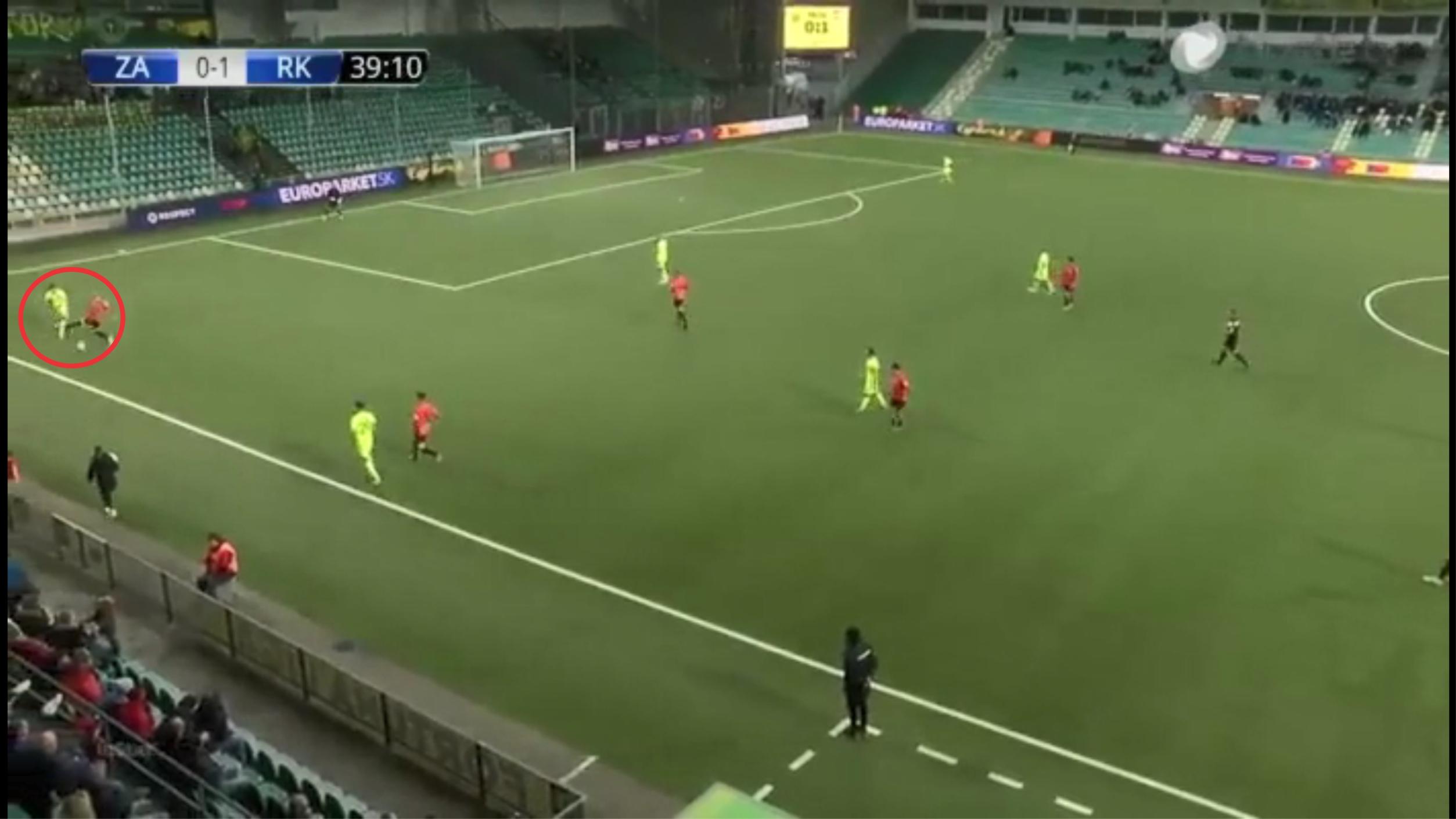 Tomas Bobcek 2019/20 - scout report - tactical analysis - tactics