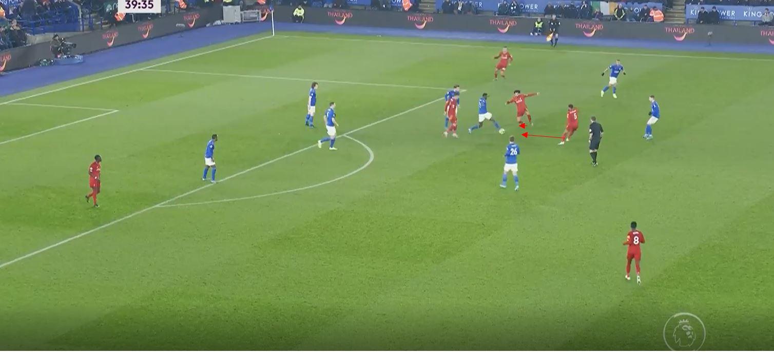 Premier League 2019/20: Leicester City vs Liverpool- tactical analysis tactics