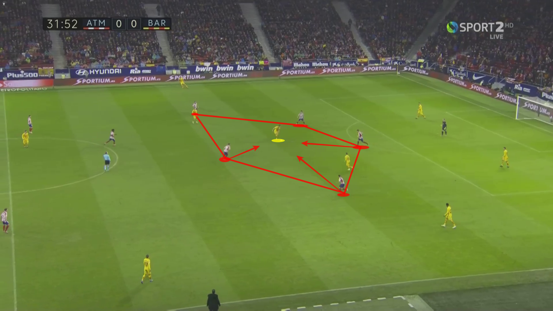La Liga 2019/20: Atletico Madrid vs Barcelona - tactical analysis tactics