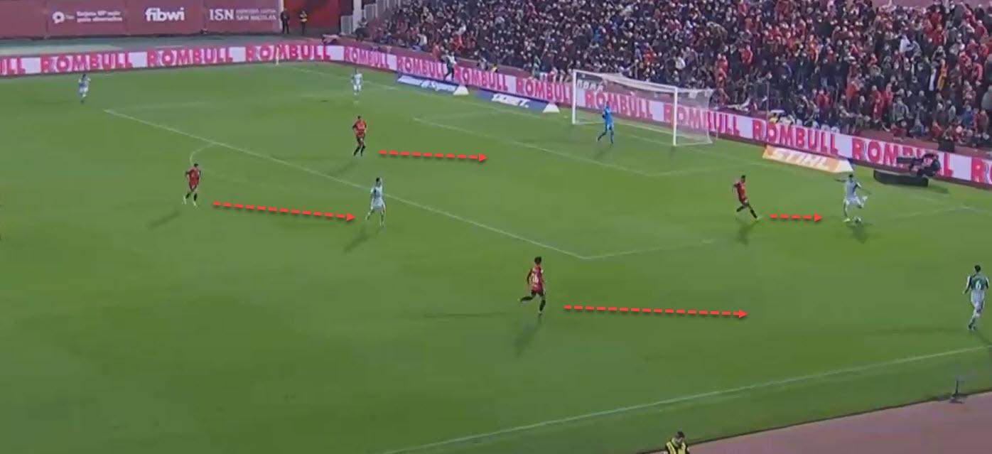 La Liga 2019/20: Mallorca vs Real Betis - tactical analysis tactics