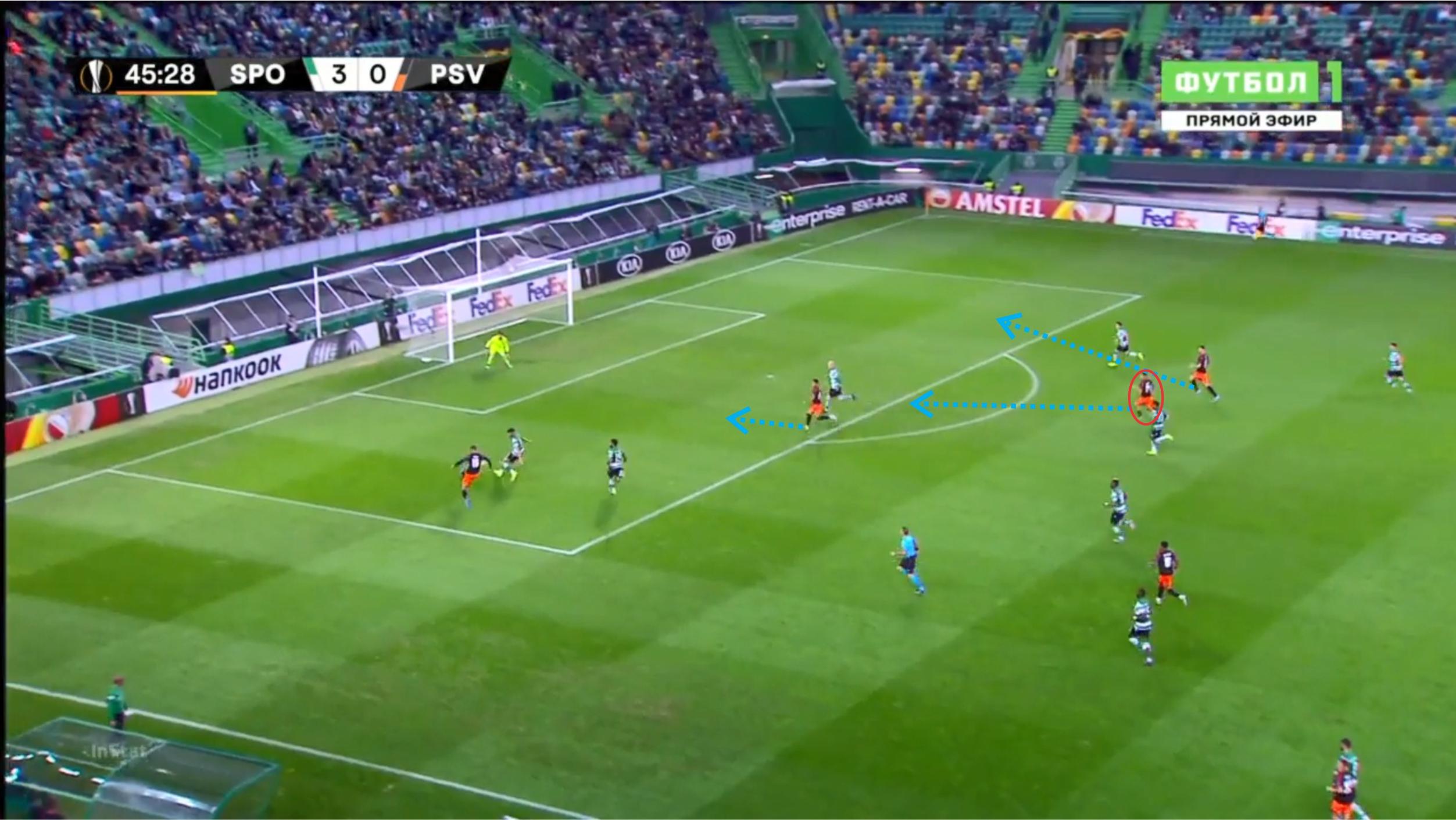 Mohamed Ihattaren 2019/20 - scout report tactical analysis tactics