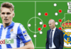 How Martin Odegaard could fit into Zinedine Zidane's Real Madrid - scout report tactics