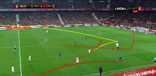 Youssef En-Nesyri 2019/20 - scout report tactical analysis tactics