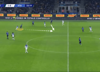Inter 2019/20: Why Alessandro Bastoni has replaced Diego Godin - scout report - tactical analysis tactics