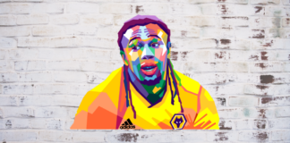Adam Traore Wolves scout report tactical analysis tactics