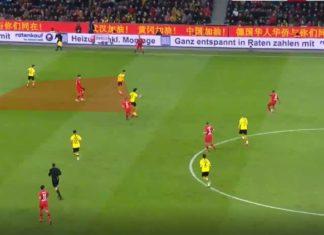 Bundesliga 2019/20: Bayer Leverkusen vs Borussia Dortmund- tactical analysis tactics