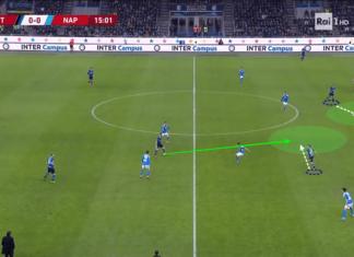 Coppa Italia 2019/20: Inter vs Napoli - tactical analysis tactics