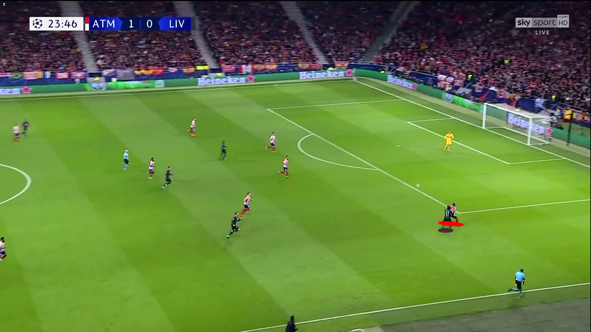 Champions League 2019/20: Atletico Madrid vs Liverpool - tactical analysis tactics