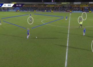 FAWSL 2019/2020: Birmingham City Women v Bristol City Women - tactical analysis tactics