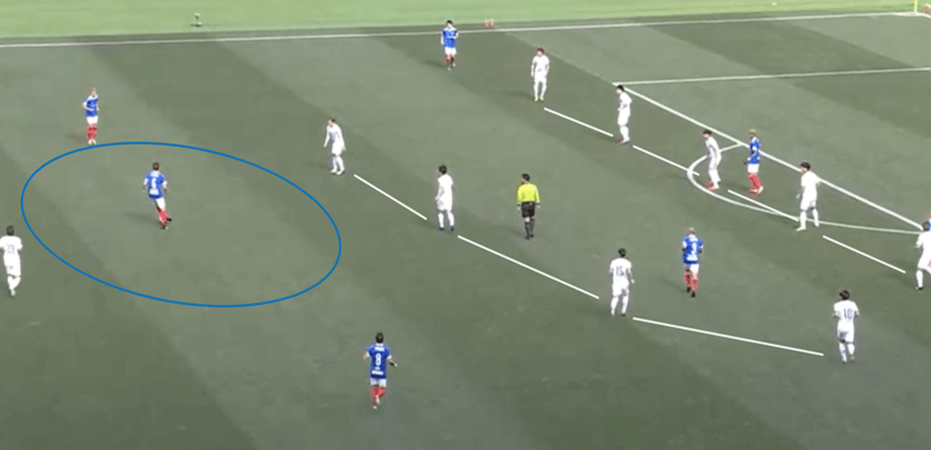 J1 League 2020: Yokohama F. Marinos vs Gamba Osaka - tactical analysis tactics