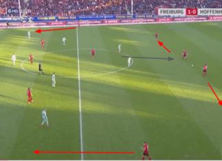 Bundesliga 2019/20: SC Freiburg vs Hoffenheim - tactical analysis tactics