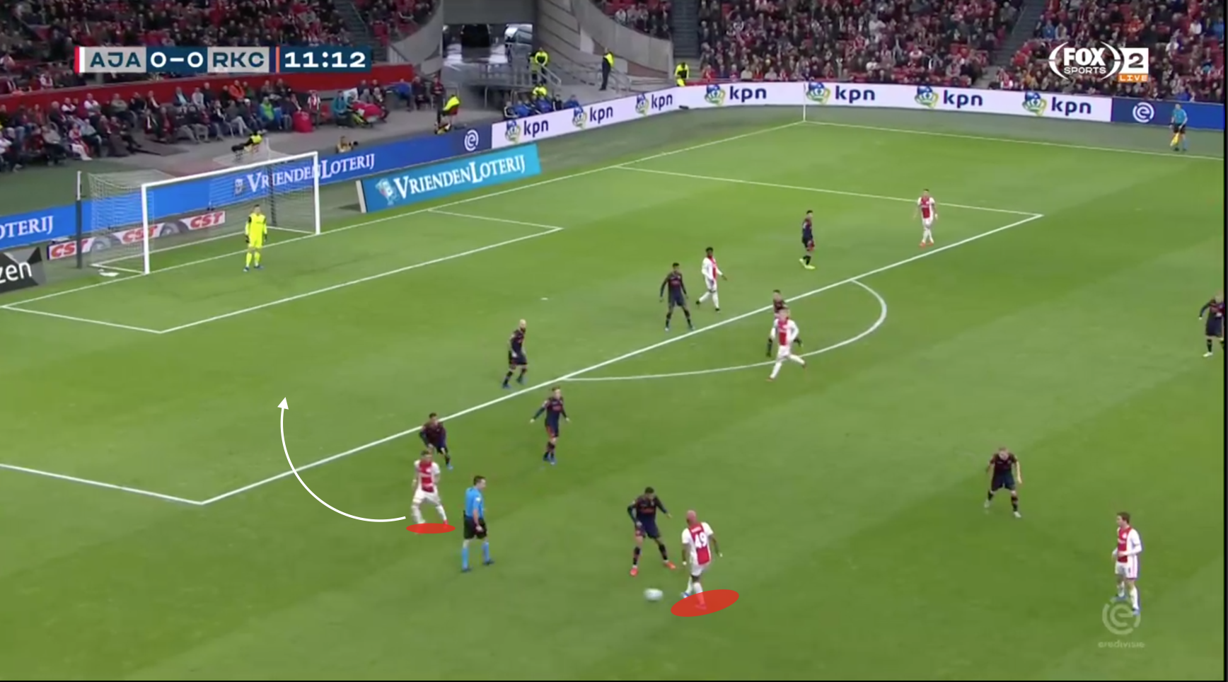 Ziyech's best ability as a playmaker is that he is efficient. This quick thinking is what Chelsea need in the final third. Both Hudson-Odoi and Mount, who as mentioned above are Chelsea's most creative players this season, struggle in decision-making aspects, which is understandable since both are quite young. However, this lack of quick thinking can hurt Chelsea, and having Ziyech pulling the strings will allow for quicker interplay from Chelsea in the final third.