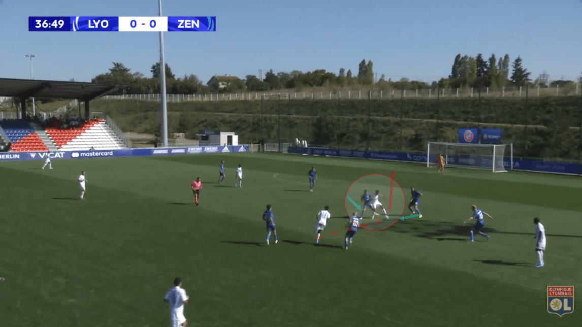 Rayan Cherki 2019/20 - scout report - tactical analysis - tactics