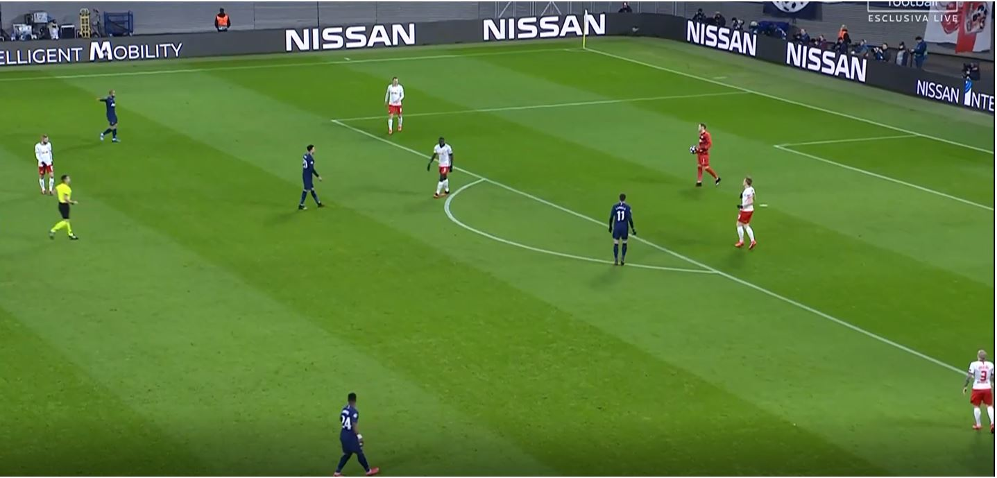 UEFA Champions League 2019/20: RB Leipzig vs Tottenham- tactical analysis tactics