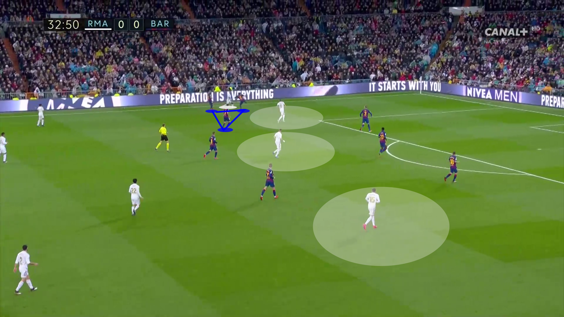 La Liga 2019/20: Real Madrid vs Barcelona - tactical analysis tactics